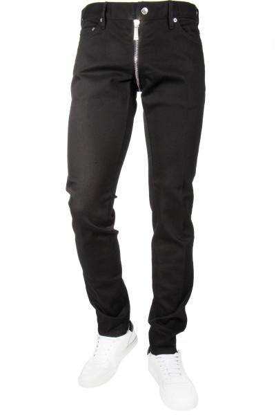 DSQUARED2 Jeans Slim Bull Black Wash
