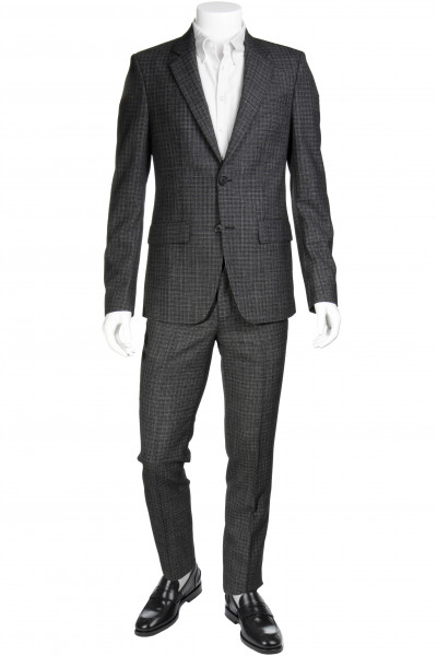 GIVENCHY Patterned Wool Suit