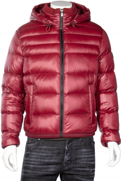 BOSS Hooded Down Jacket