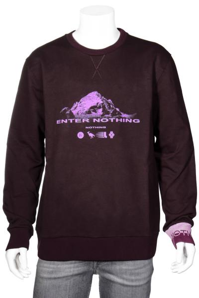 LANVIN Sweater Enter Nothing Print