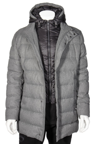 SCHNEIDERS Hooded Down Jacket Oliver