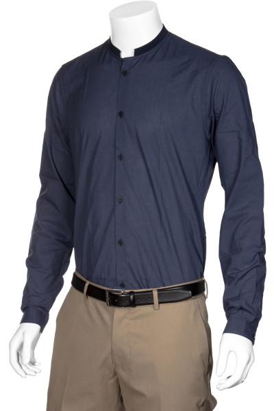 THE KOOPLES Shirt Mandarin Collar