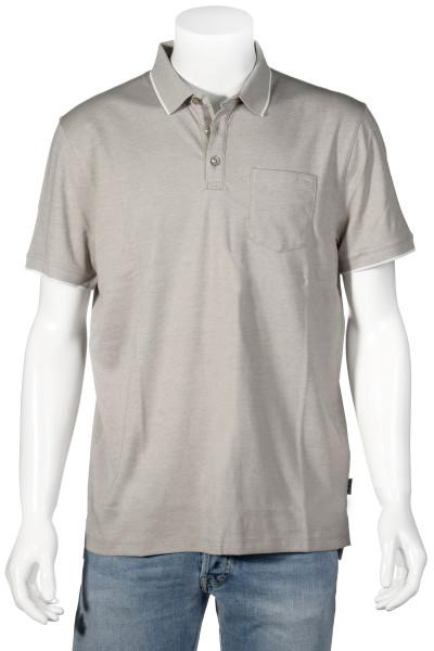 JOHN VARVATOS Piqué Polo Shirt