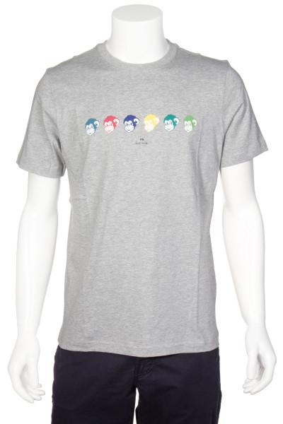PAUL SMITH Monkey Printed T-Shirt