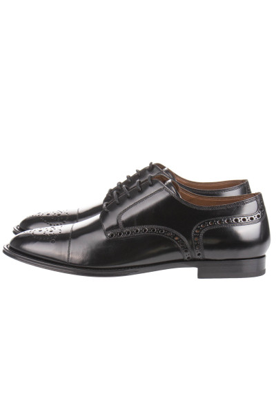 DOLCE & GABBANA Derby Shoes Marsala