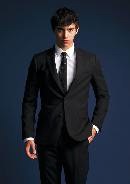 PAUL SMITH for MIB Wool Suit Soho Fit