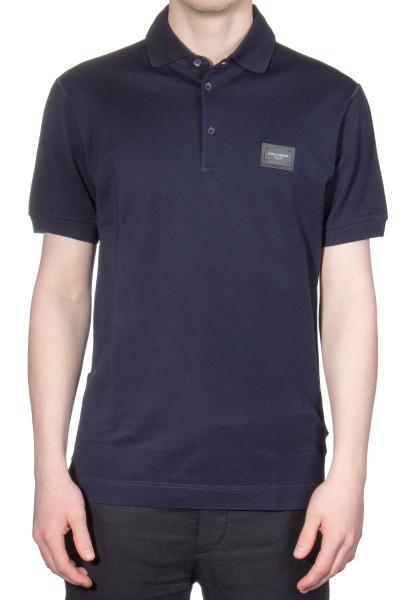 DOLCE & GABANNA Logo Polo Shirt