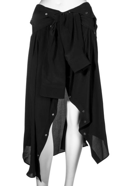 FAITH CONNEXION Long Wash CDC Shirt Skirt