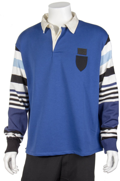 NEIL BARRETT Longsleeve Polo Shirt