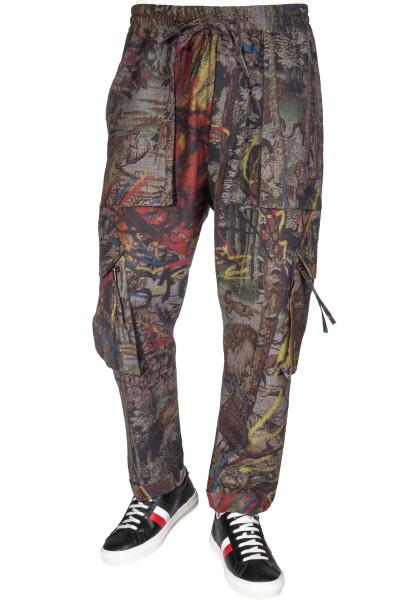 VIVIENNE WESTWOOD Printed Cargo Pants
