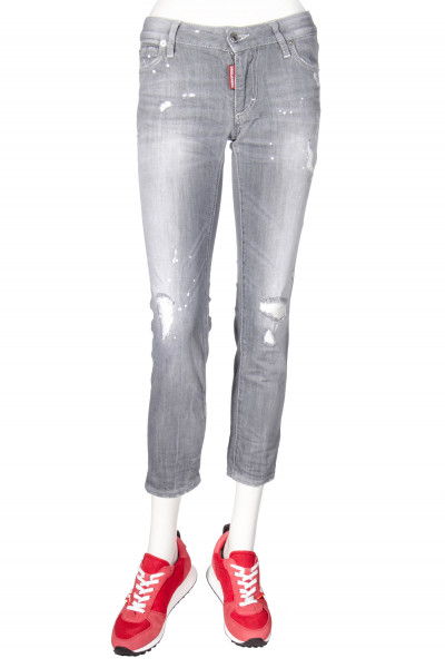 DSQUARED2 Jeans Super Skinny Cropped