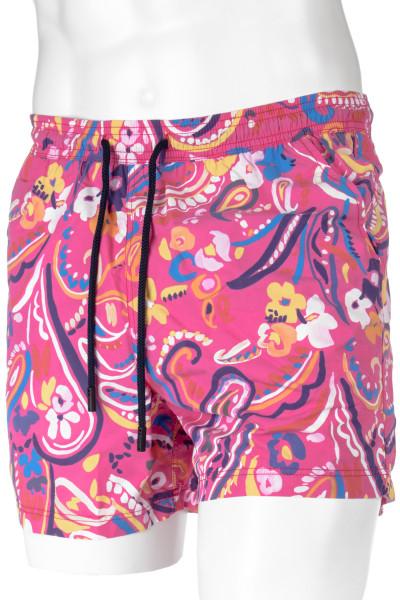 ETRO Swim Shorts Paisley Print