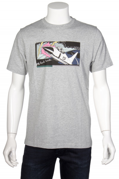 PAUL SMITH T-Shirt with Jet Print