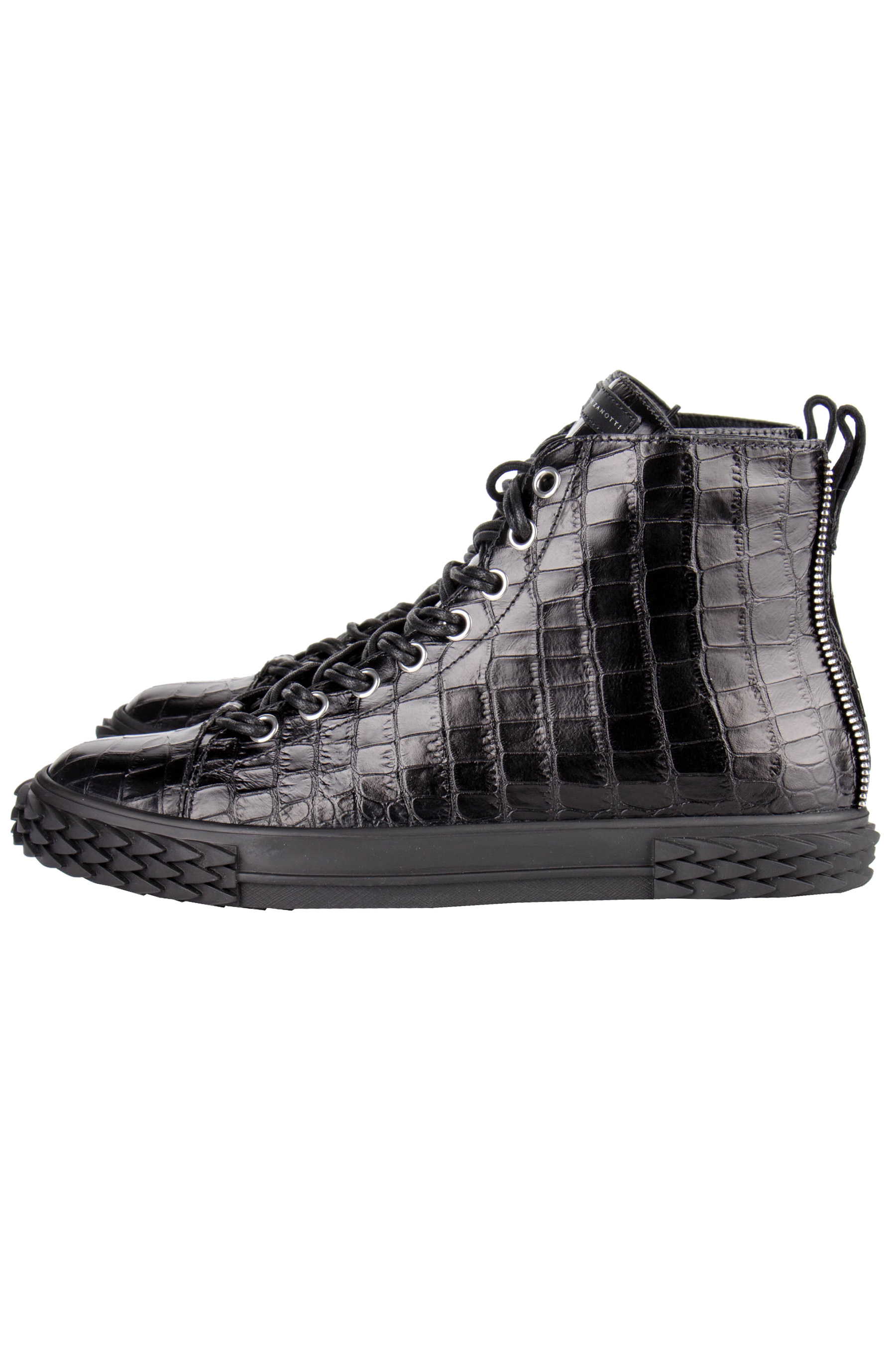 29e783cdcb366 GIUSEPPE ZANOTTI High Top Sneakers Blabber | Sneakers | Shoes | Men ...