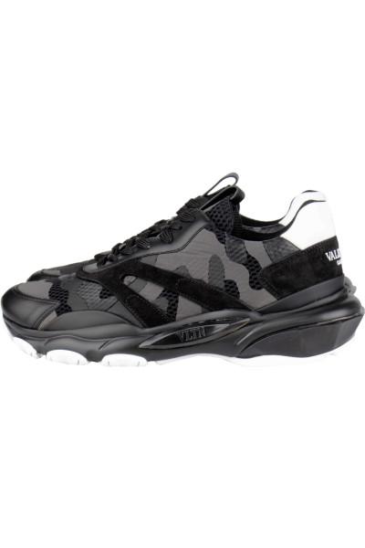 VALENTINO GARAVANI Camouflage Sneakers Bounce