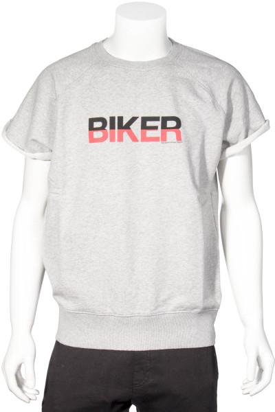RON DORFF Sort Sleeved Sweatshirt Biker