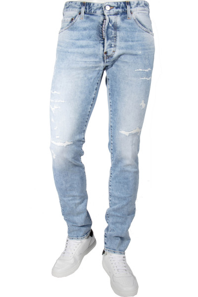 DSQUARED2 Jeans Cool Guy Light Baby Wash