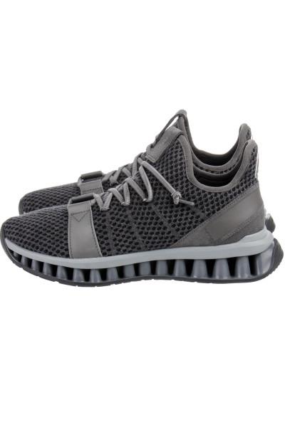 ZZegna Techmerino A-Maze Sneakers