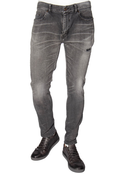 SAINT LAURENT Jeans Skinny Low Waist