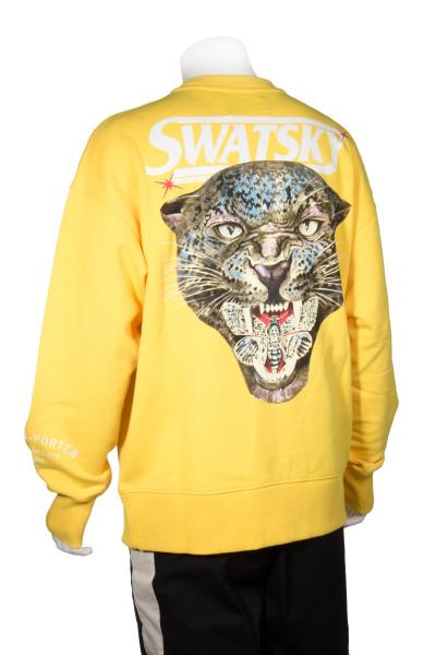 SWATSKY Jaguar Sweatshirt