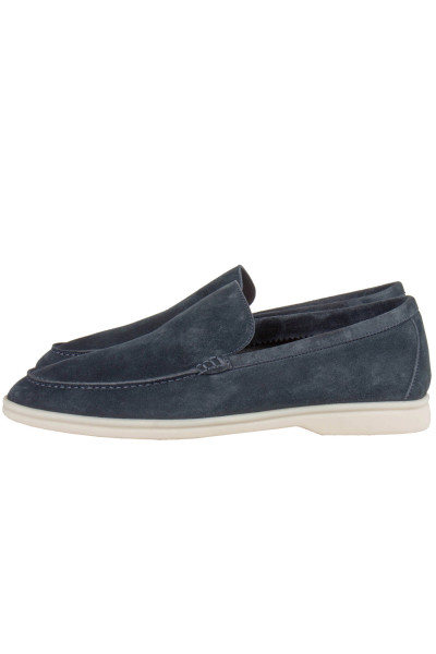 LORO PIANA Summer Walk Suede Shoes