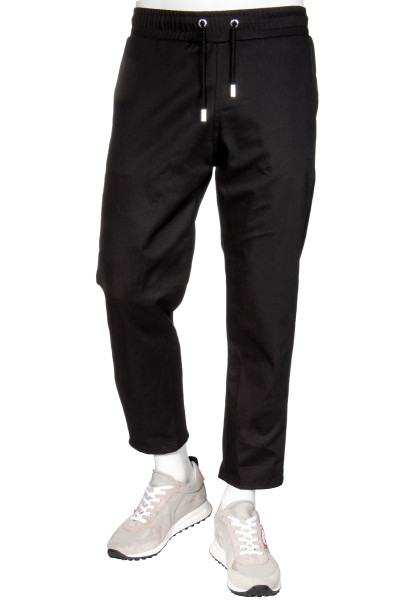 BLOOD BROTHER Icon Cropped Trousers