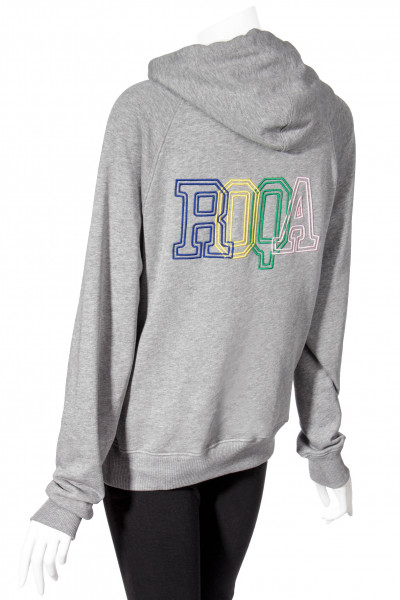 ROQA Embroidered Logo Hoodie