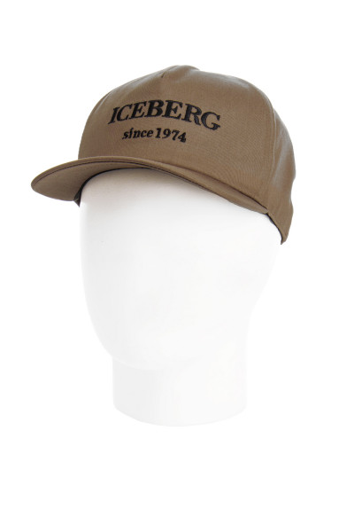 ICEBERG Logo Cap