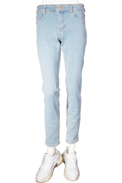 VERSACE JEANS COUTURE Jeans Printed Logo Pocket