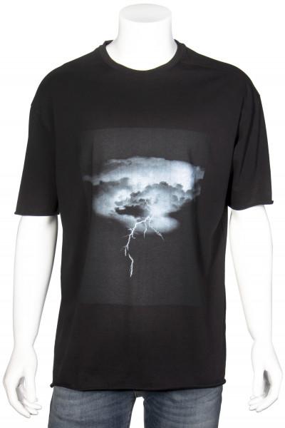 THOM KROM T-Shirt Printed Lightning Strike