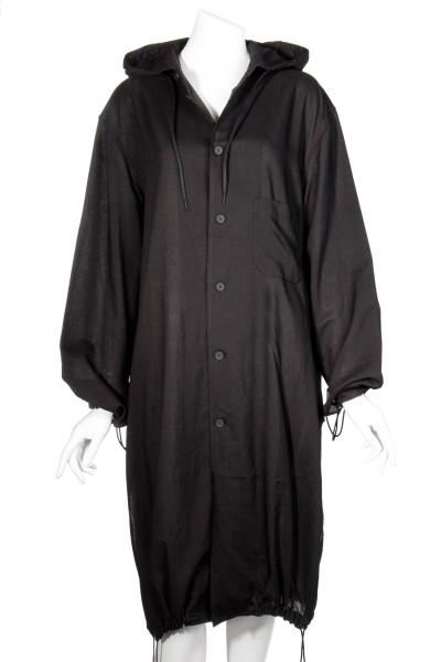 Y-3 Hooded long Shirt