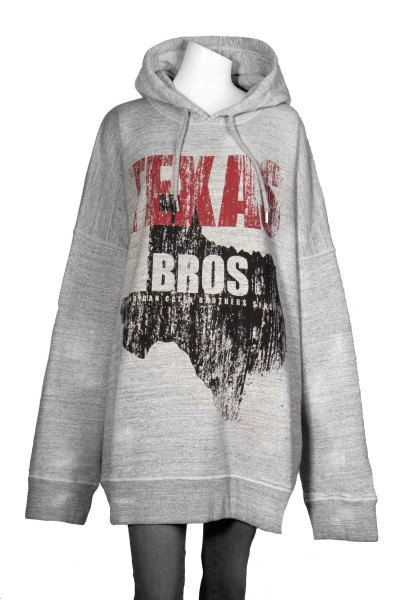 DSQUARED2 Oversized Hoodie Texas Bros