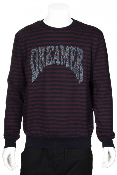 PAUL SMITH Striped Dreamer Sweatshirt