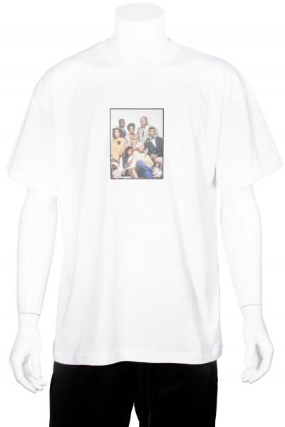 FAMILY FIRST T-Shirt Fresh Prince Foto Print