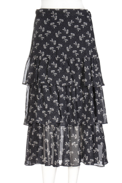 THE KOOPLES Skirt With Flowers
