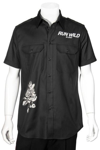 GIVENCHY Shirt Printed Run Wild