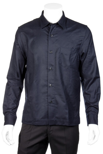 OFFICINE GÉNÉNALE Wool Shirt