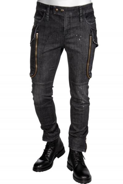 FAITH CONNEXION Jeans Zip Details