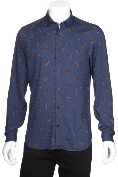 THE KOOPLES Shirt Printed Snakes