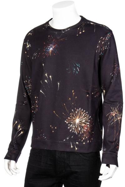 VALENTINO Sweatshirt Printed Fireworks