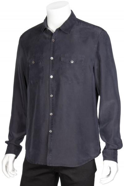 JOHN VARVATOS Silk Shirt