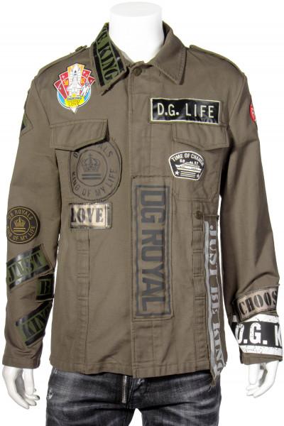 DOLCE & GABBANA Jacket Patches