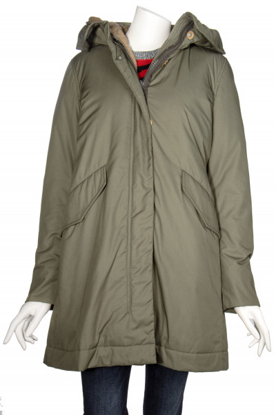 HOLUBAR Hooded Parka Sun Valley