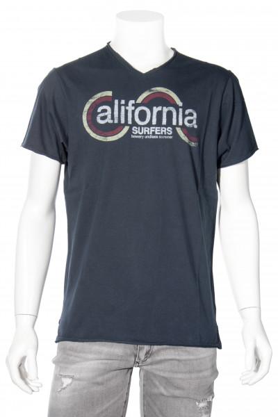 BOWERY Printed T-Shirt California Surfers