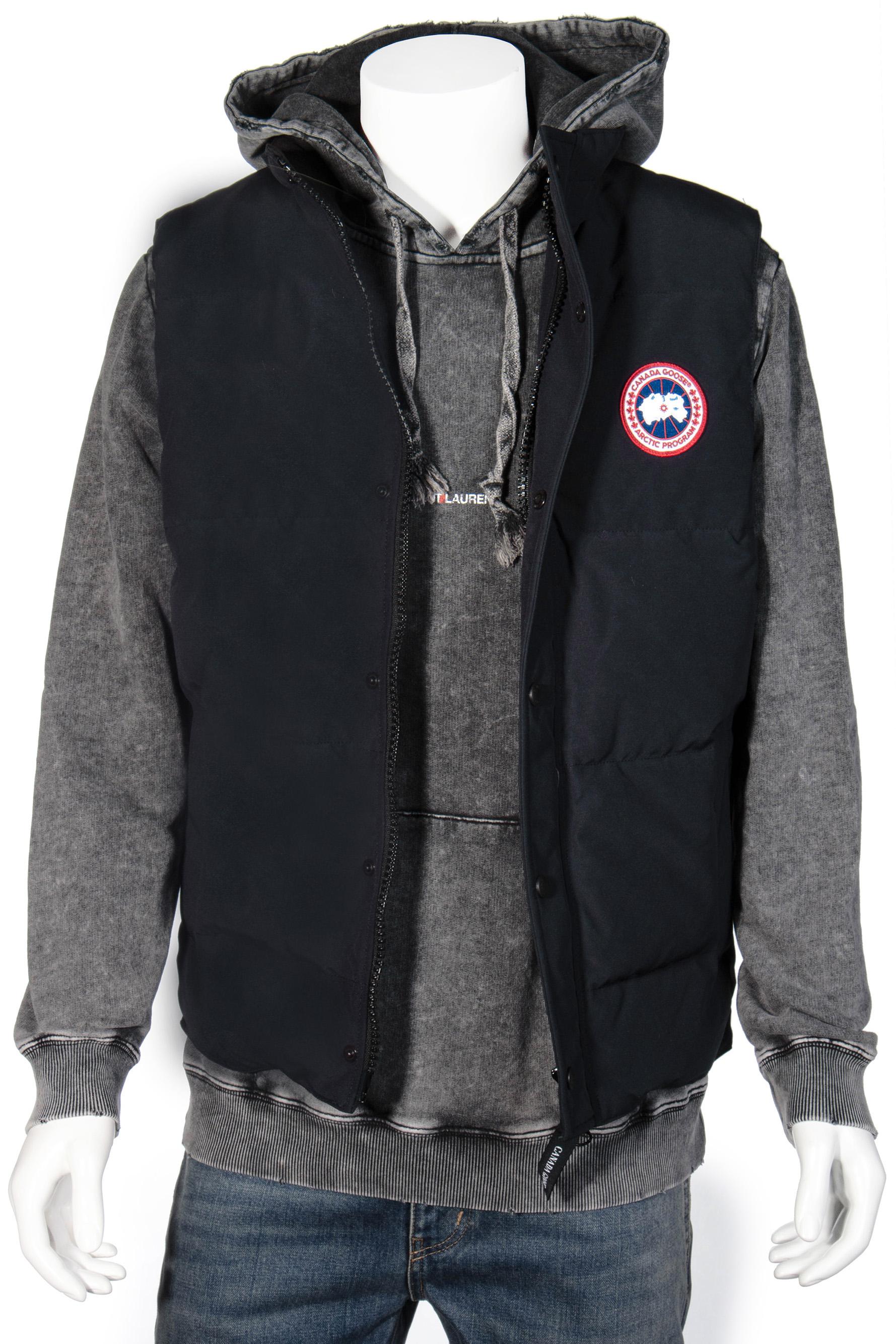25611bdfdbb84d CANADA GOOSE Garson Vest | Vests | Clothing | Men | mientus Online Store
