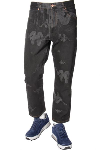 DANILO PAURA x KAPPA Jeans Barney All Over Print