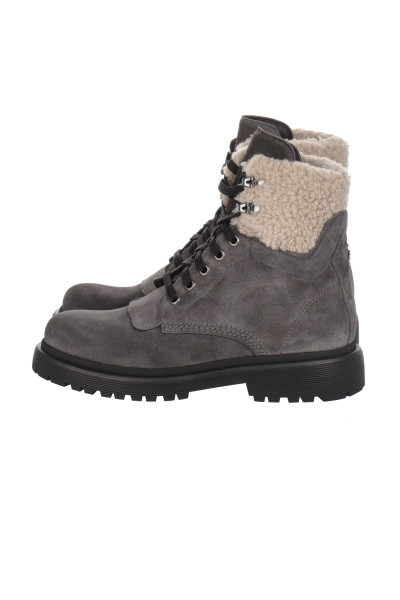 MONCLER Boots Patty