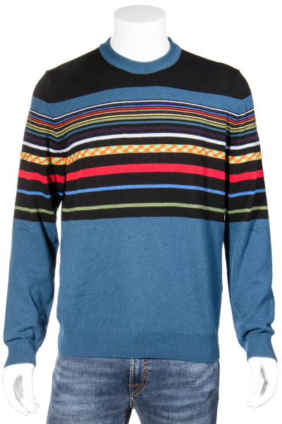 PAUL SMITH Striped Knit Sweater