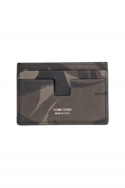 TOM FORD Camouflage Cardholder