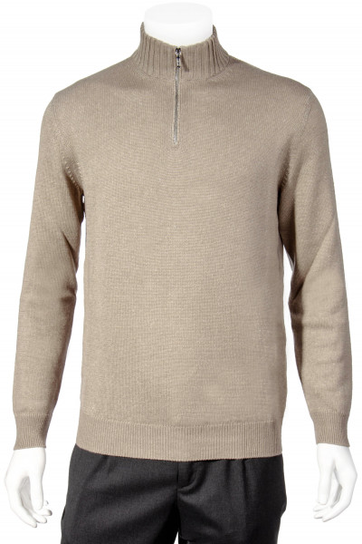 LORO PIANA 1/4 Zip Cashmere Sweater